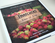 Thatchers Cider book